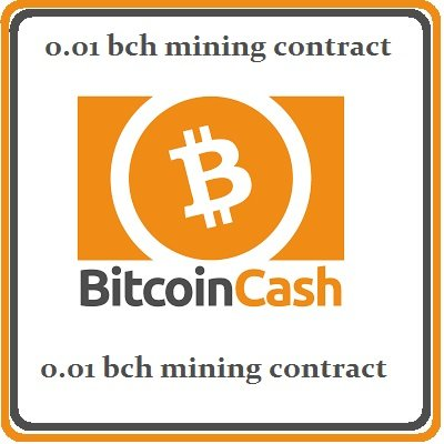 Cloud Mining Contract Rent s9 Device (12.5 TH/s) 0.01 BCH