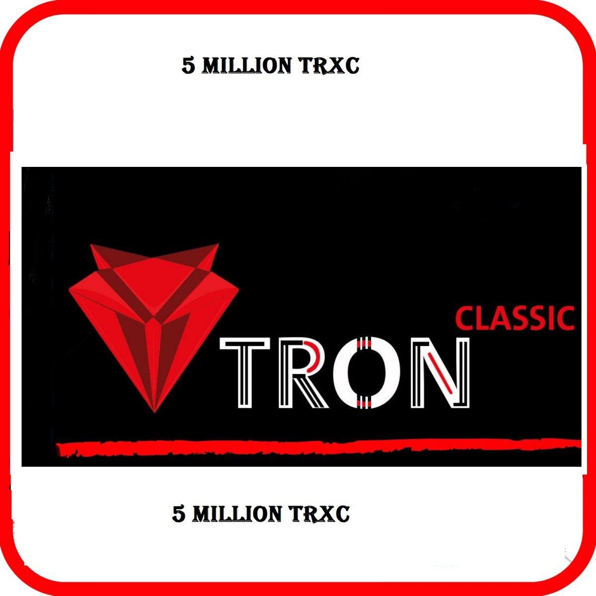 Rent L3 Device Mining Tron Classic (Get 5 Million TRXC)