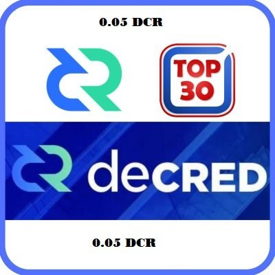 Decred Device for 0.05 Hours (D  C  R)