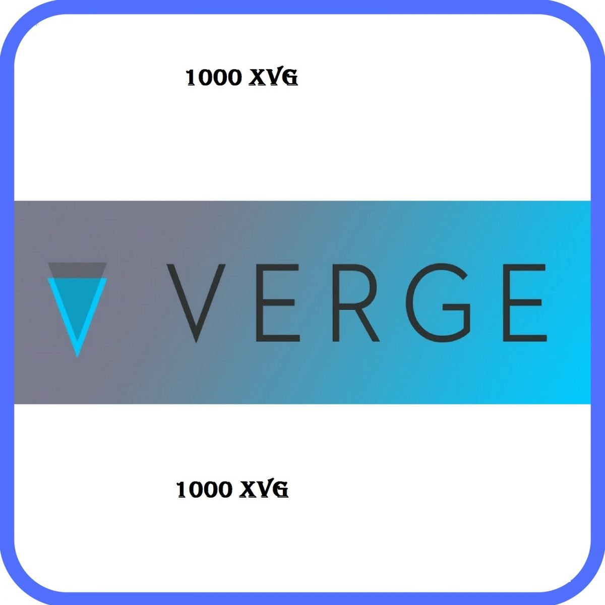 Verge open software source