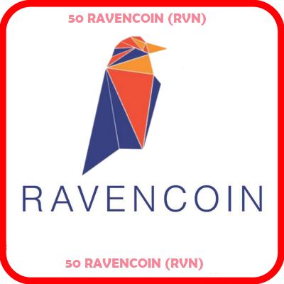 50 Ravencoin (RVN) Mining Contract