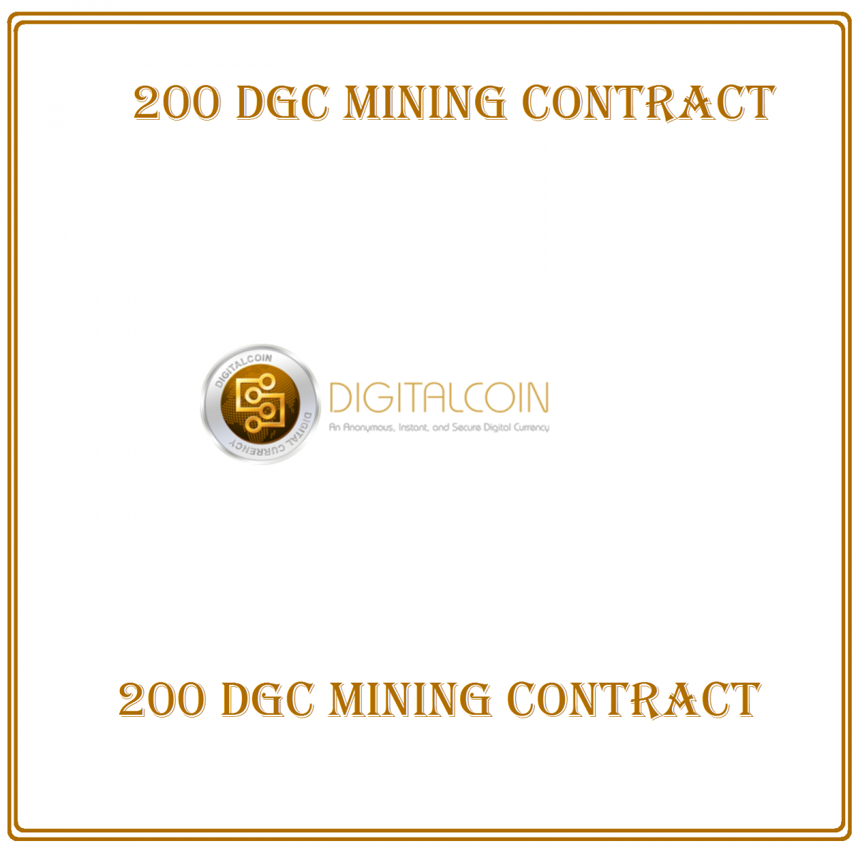200 Digital DGC Services