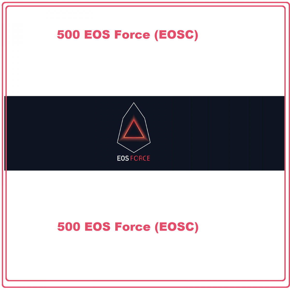 EOS Force (EOSC) 500 Rental Device