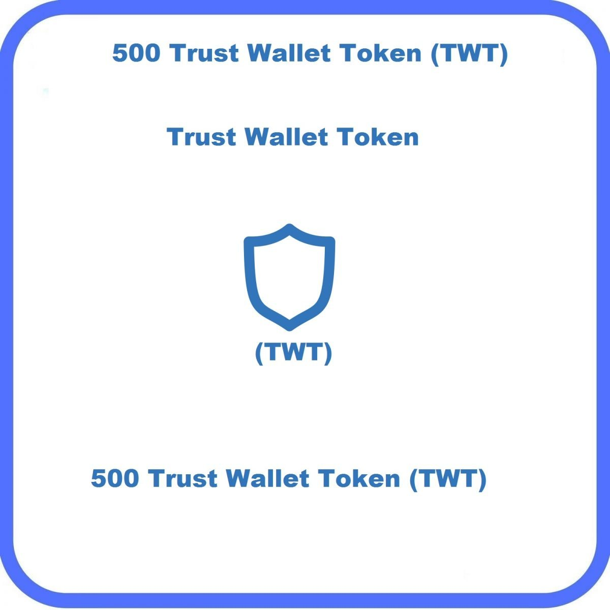 500 TWT Token Mining Contract