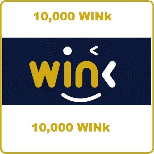 10000 WINk Contract