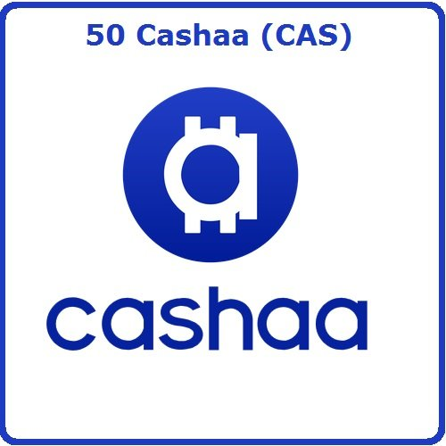 50 Cashaa Mining Service (CAS)