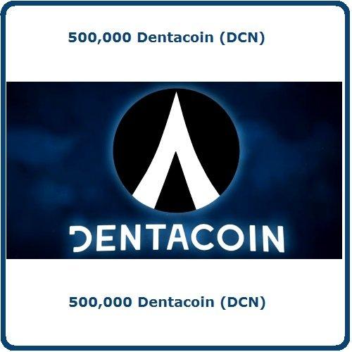 500000 Dentacoin Mining Service