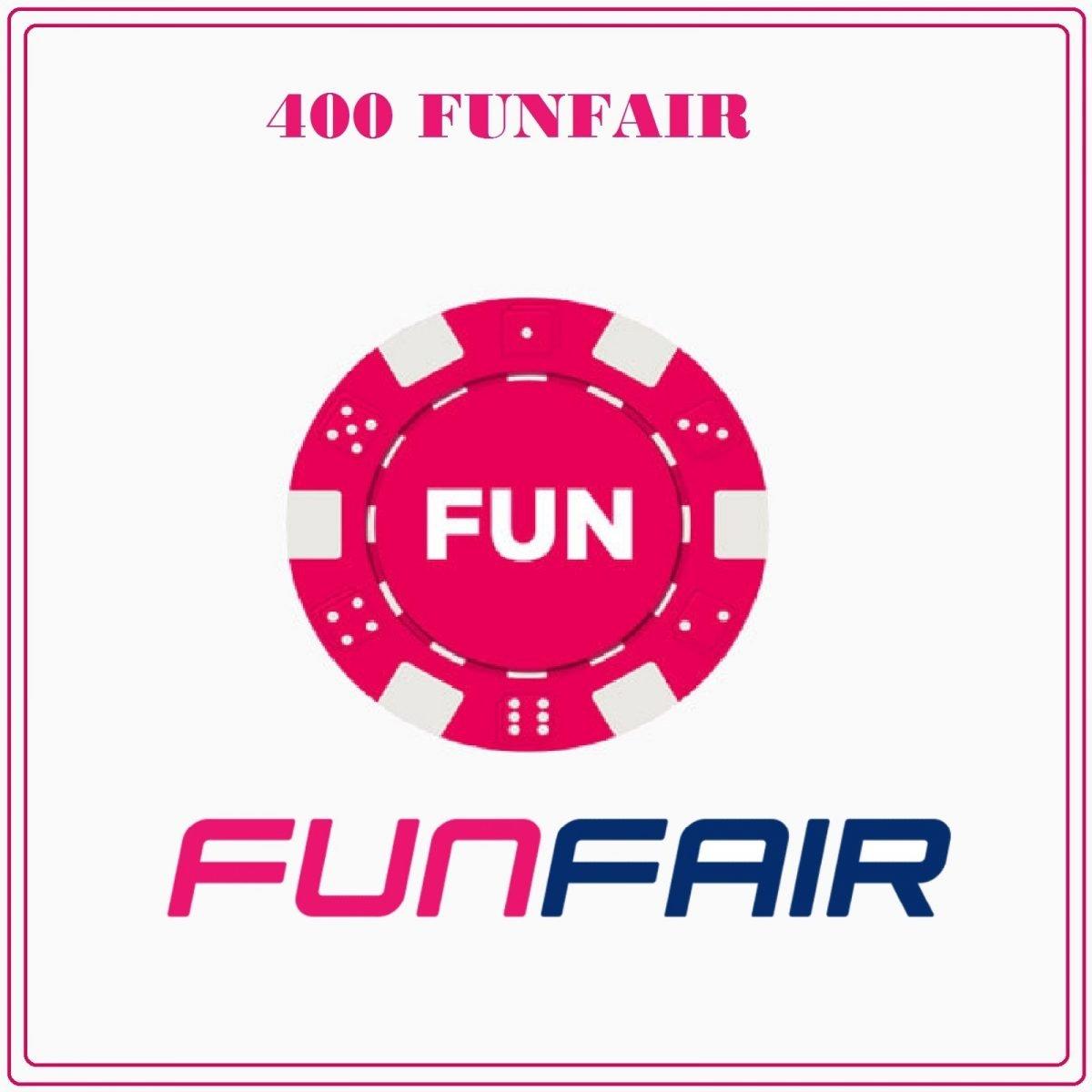 400 FUNFAIR Bets