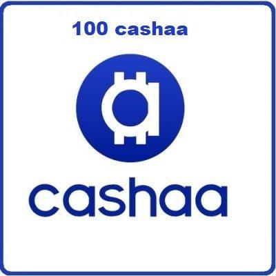 100 Cashaa Mining Service (CAS)