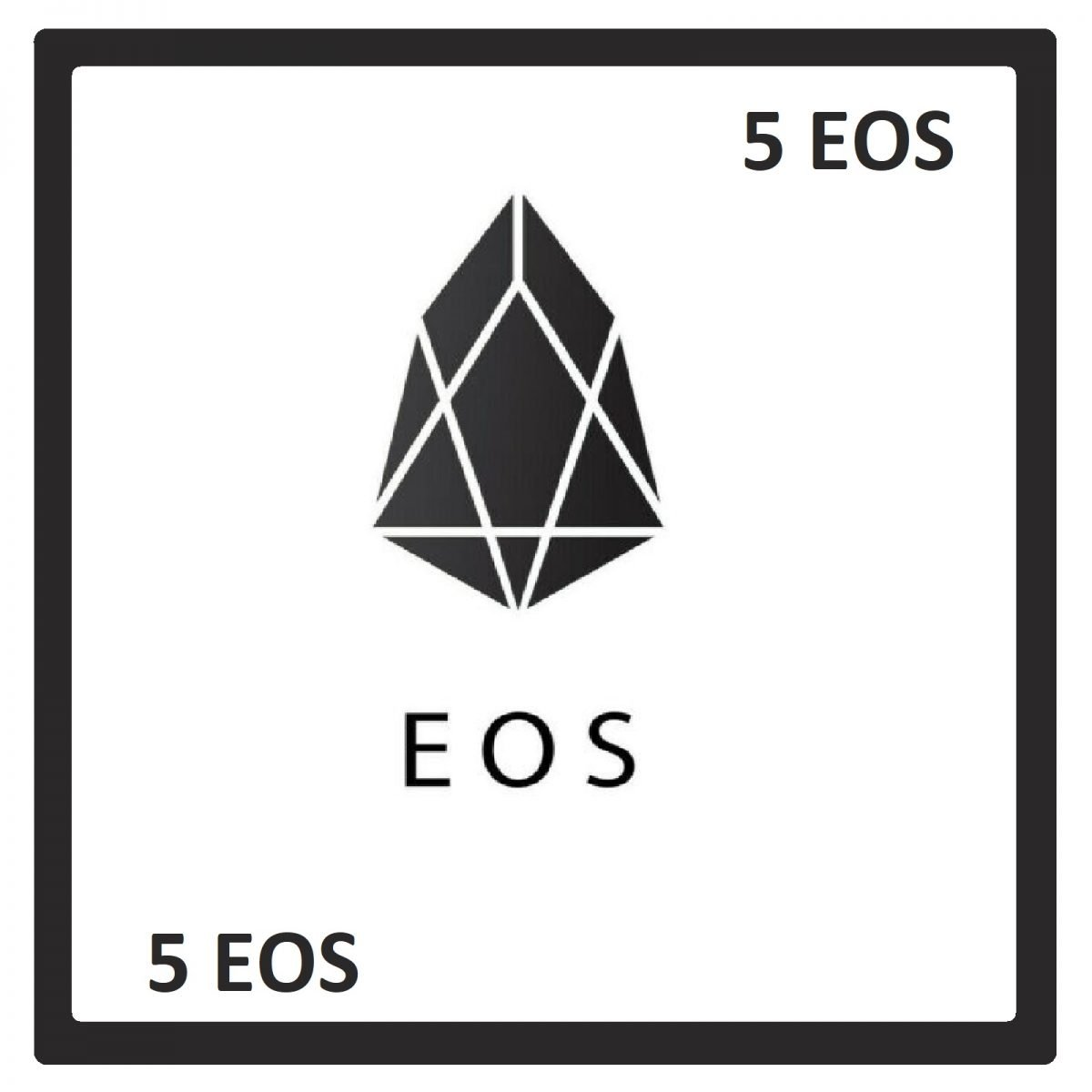 5 EOS Mining Contract