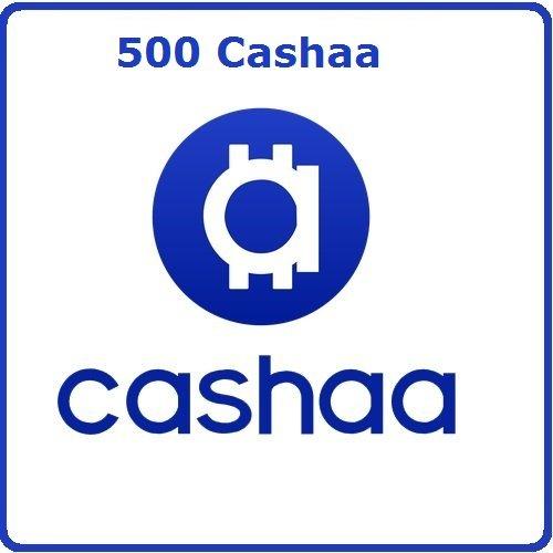 500 Cashaa Mining Service (CAS)