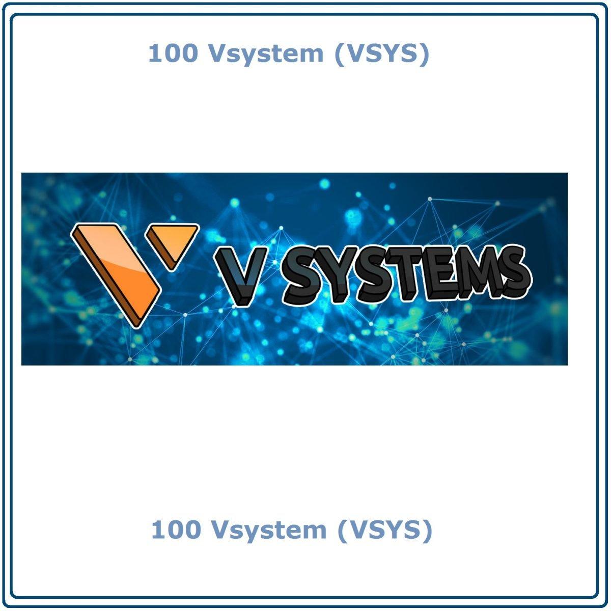 100 V System (VSYS)