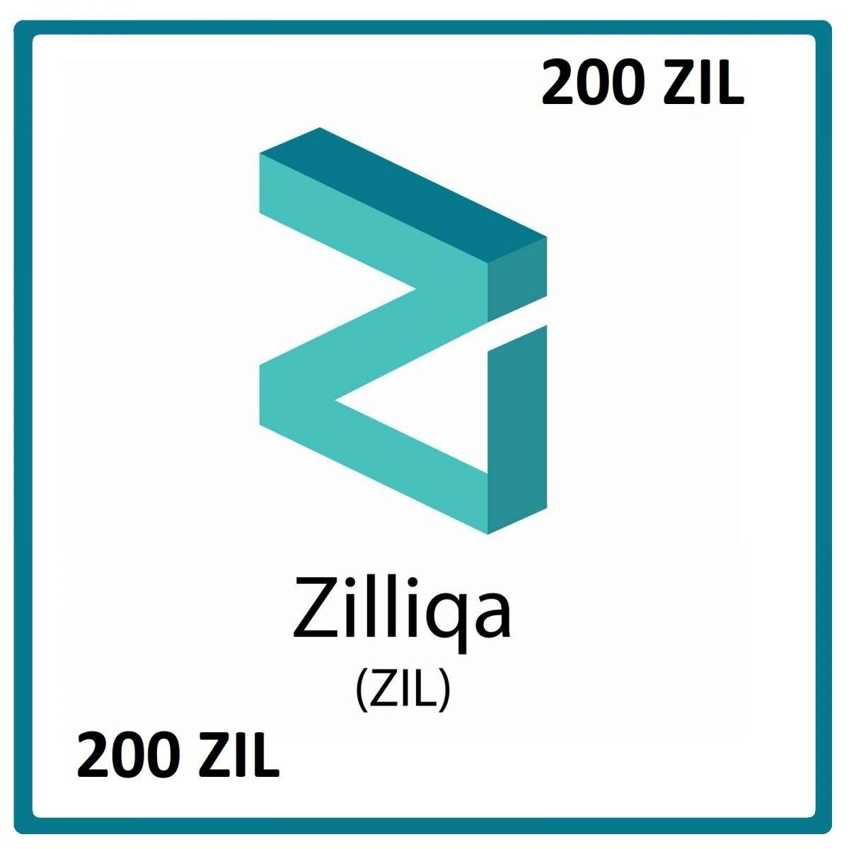 200 Zilliqa Mining Contract
