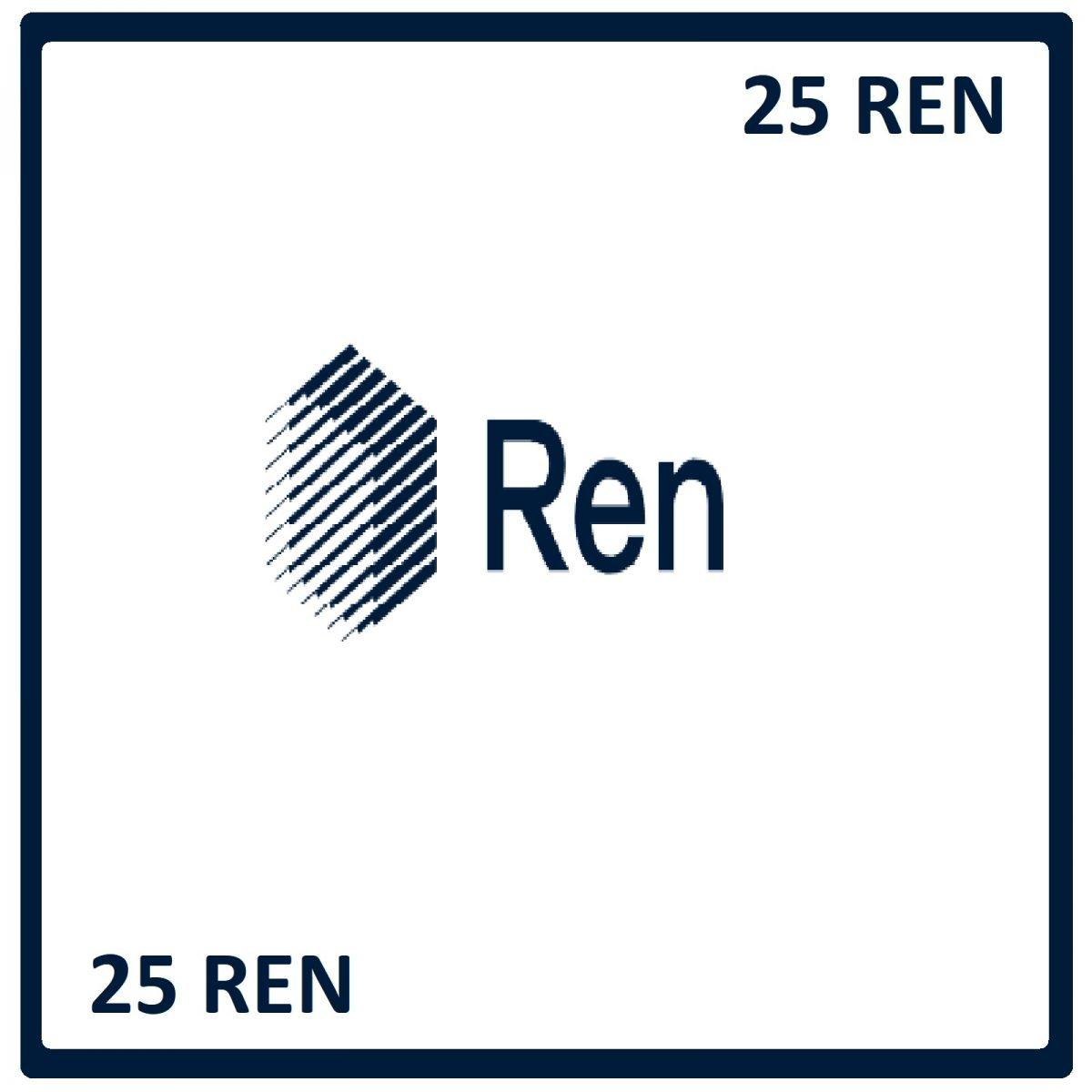 25 REN Mining Contract