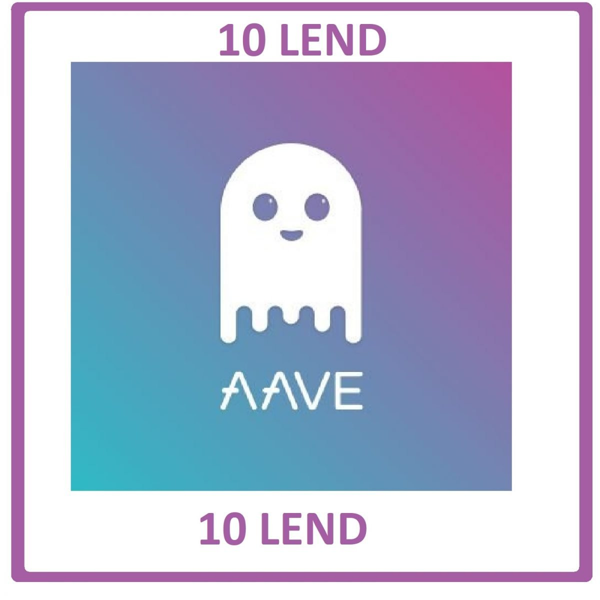 10 Aave Mining Contract