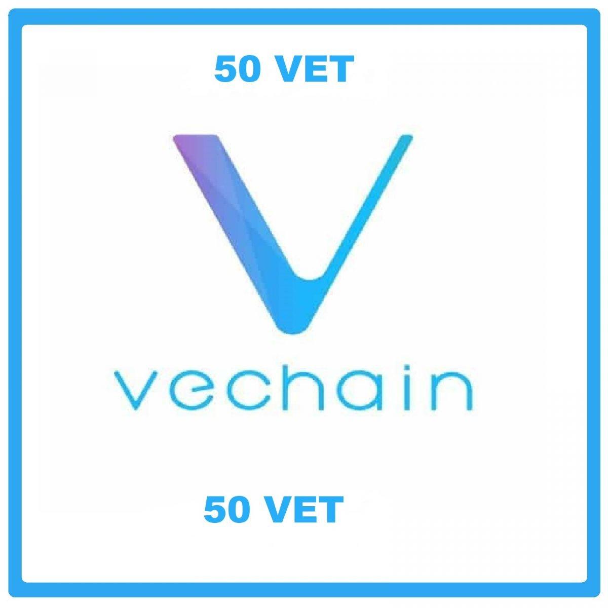 50 VeChain  Mining Contract