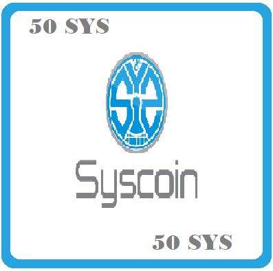 50 Syscoin Mining Contract