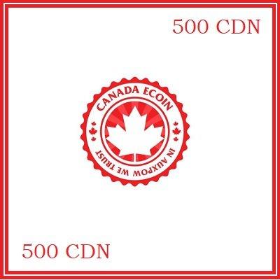 500 CDN Mining Contract