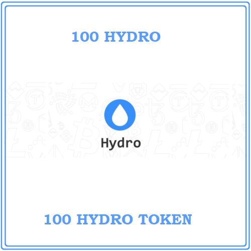 100 HYDRO (HYDRO) Mining Contract