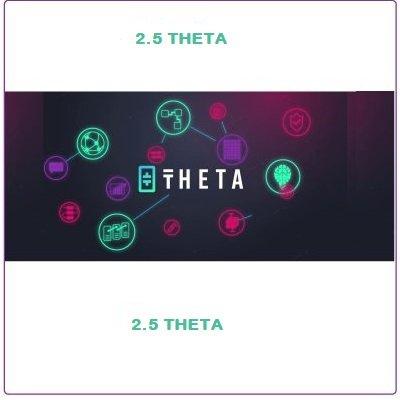 2.5 THETA (THETA) Mining Contract
