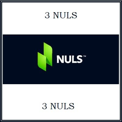 3 NULS (NULS) Mining Contract