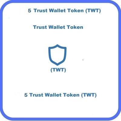 5 TWT Token Mining Contract