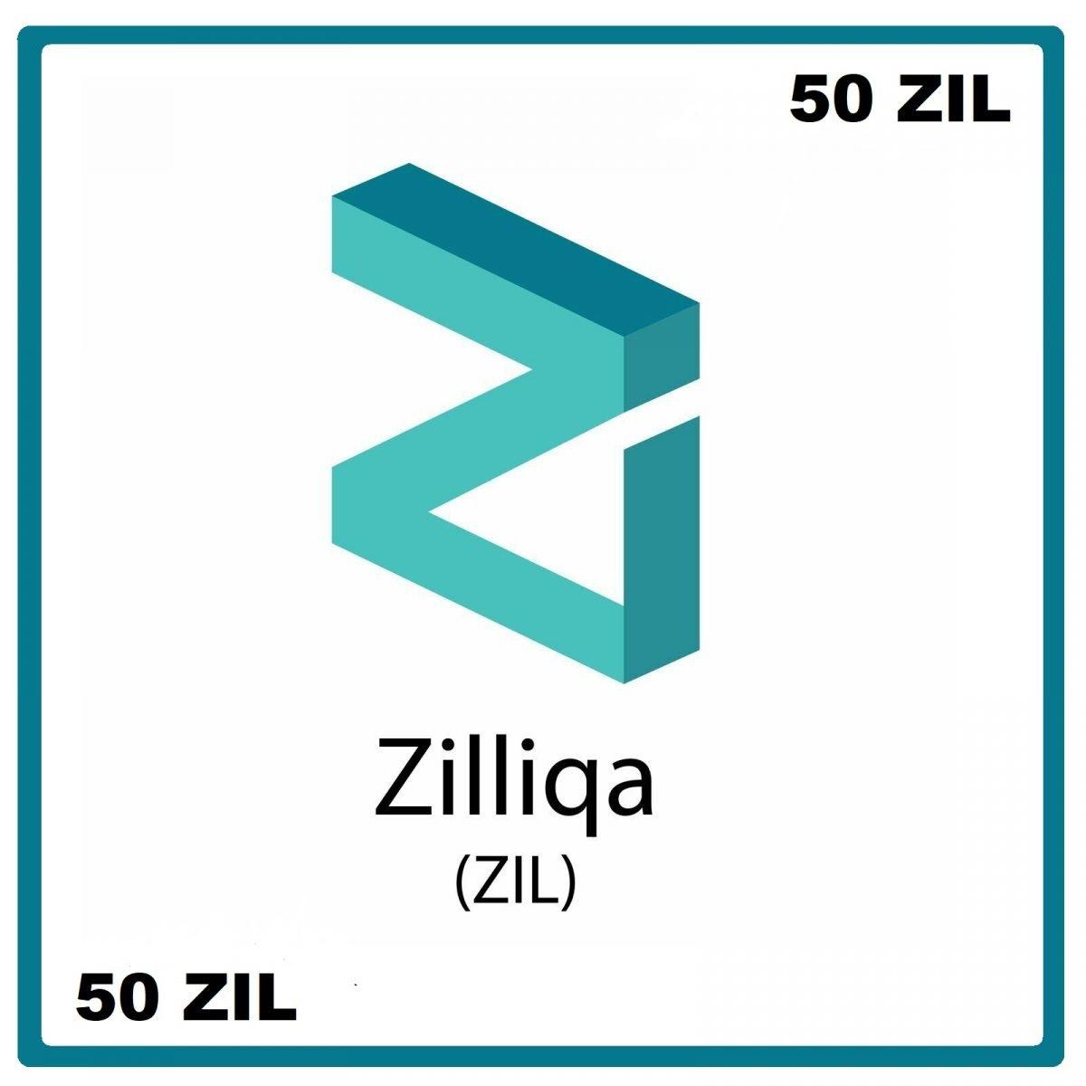 50 Zilliqa Mining Contract