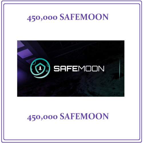 450000 (SAFEMOON) Mining Contract