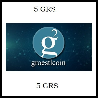 5 Groestlcoin (GRS) Mining Contract