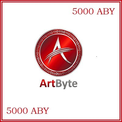 5000 ArtByte (ABY) Mining Contract