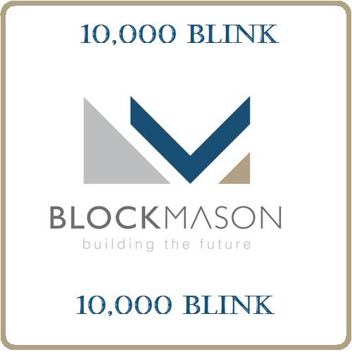 10000 Blockmason Link (BLINK) Mining Contract