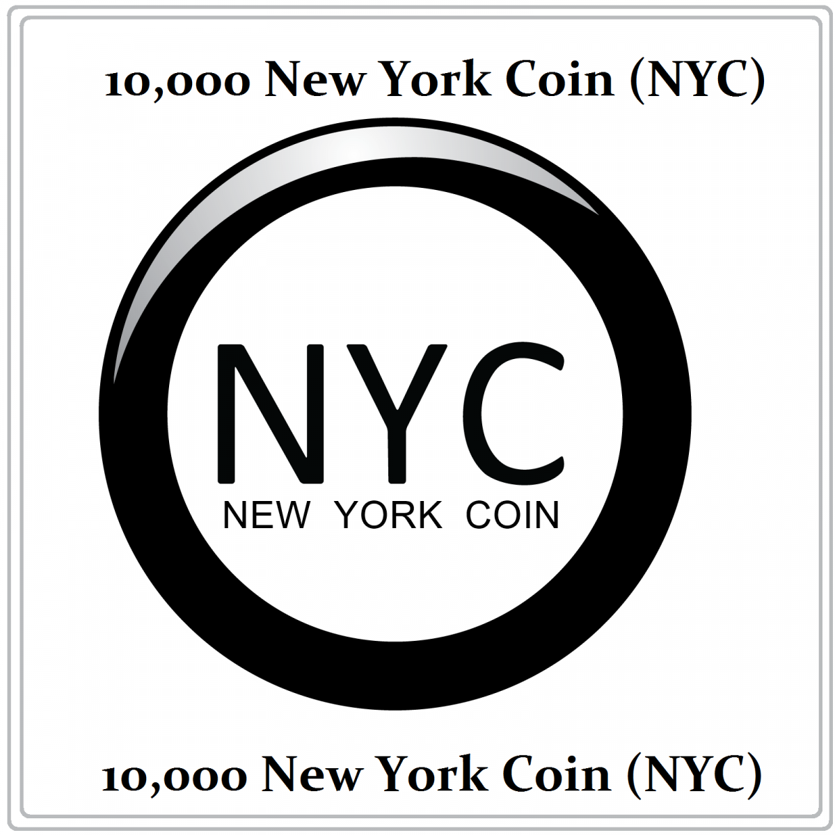 10000 NewYorkCoin (NYC) Mining Contract