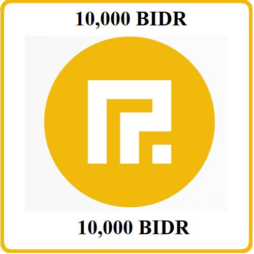 10000 Binance IDR (BIDR) Mining Contract