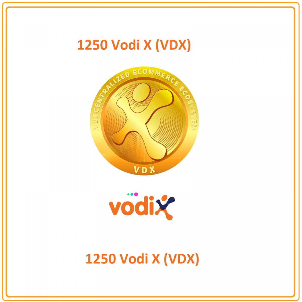 1250 Vodi X (VDX) Mining Contract