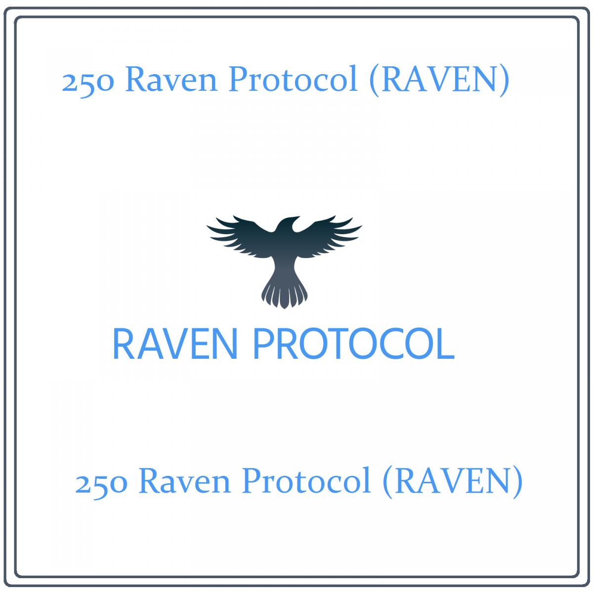 250 Raven Protocol (RAVEN) Mining Contract