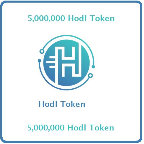 5 Million HODL (HODL) Mining Contract