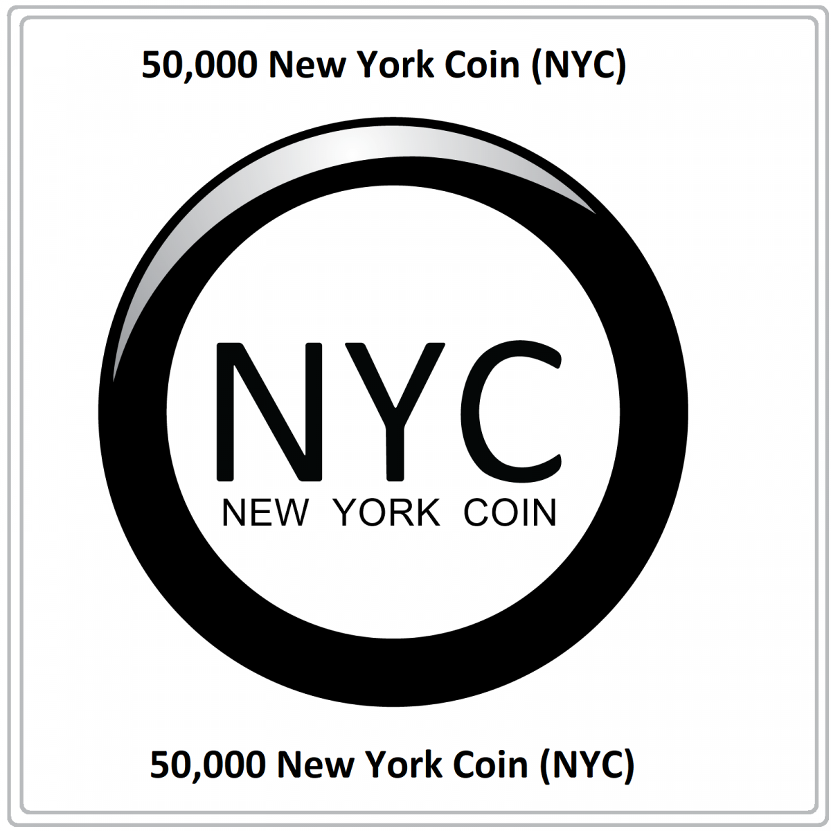 50000 NewYorkCoin (NYC) Mining Contract