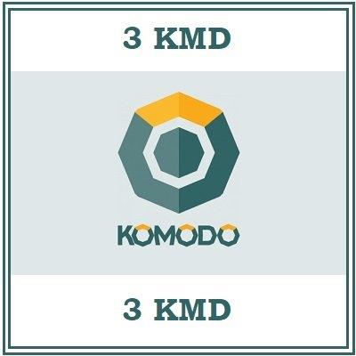 3 Komodo (KMD) Mining Contract