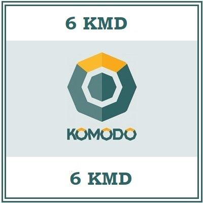 6 Komodo (KMD) Mining Contract