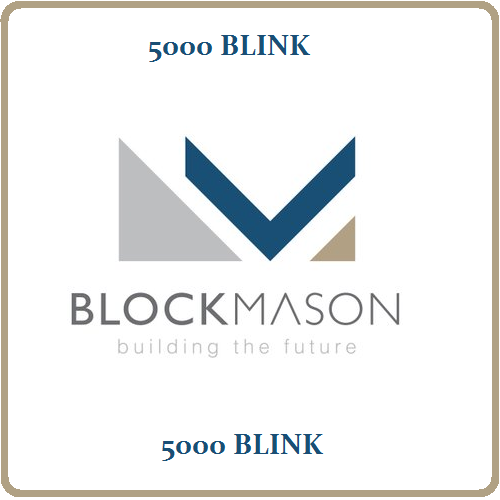 5000 Blockmason Link (BLINK) Mining Contract