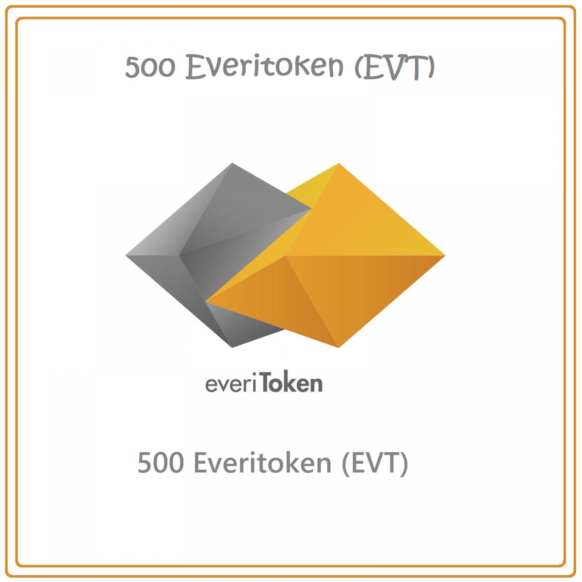 500 EveriToken (EVT) Mining Contract
