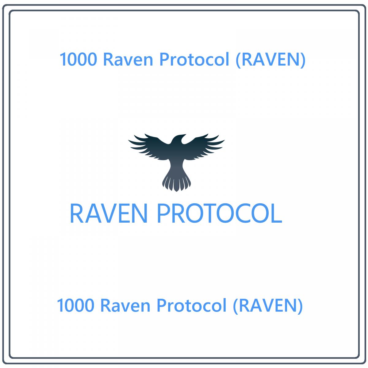 1000 Raven Protocol (RAVEN) Mining Contract