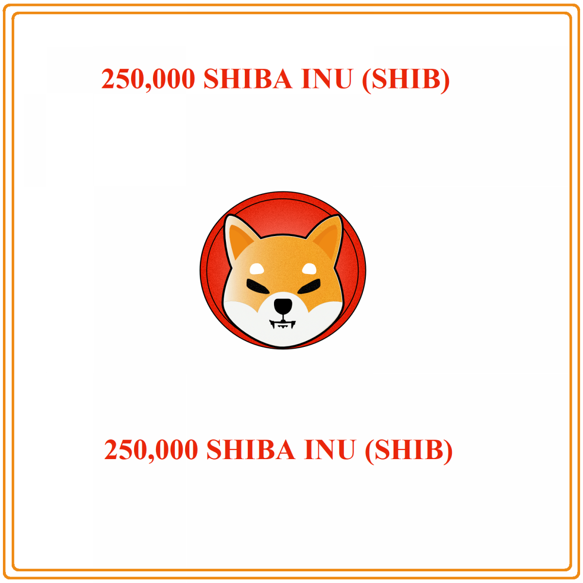 250000 SHIBA INU (SHIB) Mining Contract
