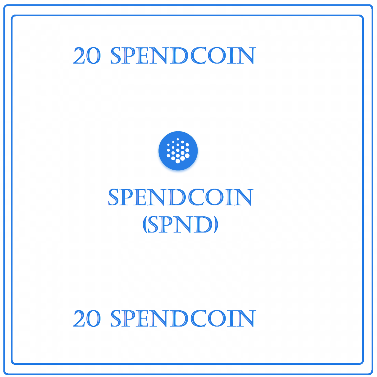 20 Spendcoin (SPND) Mining Contract