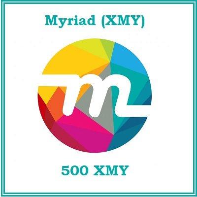 500 Myriad (XMY) Mining Contract